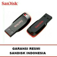 Flashdisk Sandisk Cruzer Blade 32GB
