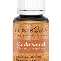 Cedarwood Essential Oil 10ML | Pure 100% & Natural