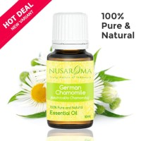 German Chamomile (ABS PG 10 %) Essential Oil 5Ml |100% Pure & Natural