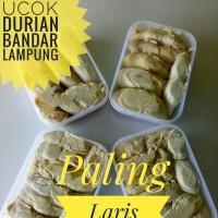 Durian ucok medan khas medan kirim via GoSend khusus Bandar Lampung