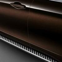Original BMW F15 X5 F16 X6 Foot step Aluminium Running Board Pijakan