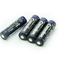 Camelion Battery Rechargeable AA 2000 Bp4+Case