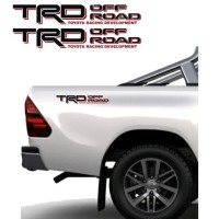 New Product Sticker Trd Off Road Toyota Racing Development