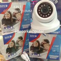 Camera Cctv Indoor 2.0 Mp SPC Tornado Series 4 In 1
