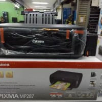 Printer Canon mp 287 +infus tabung kotak exlusive