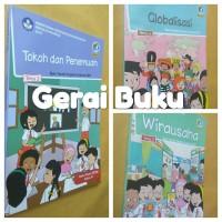 Tematik Kelas 6 SD Tema 3, 4 dan 5 Revisi Terbaru