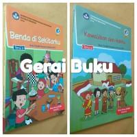 Tematik Kelas 3 SD Tema 3 dan 4 Revisi Terbaru