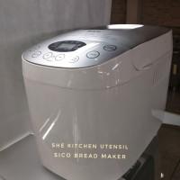 Bread Maker - mesin pembuat roti Sico BM 8901 mesin yoghurt selai buah