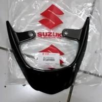 Behel jok belakang Satria Fu New hitam ORI SUZUKI