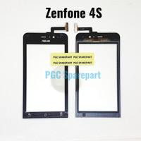 Original Touchscreen Asus Zenfone 4S A450CG A450 T00Q Layar Sentuh TS
