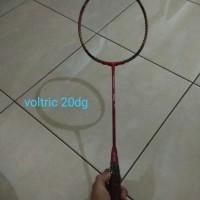 Raket badminton Yonex voltric 20dg original