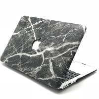 MacBook Case MARBLE BLACK