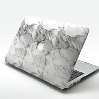 MacBook Case MARBLE WHITE