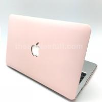 MacBook Case PASTEL CREAM-PINK