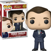 Funko POP Royals - Royal Family - Prince Charles Figure