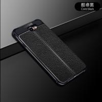 Samsung galaxy j7 Prime Leather Anti crack auto focus case