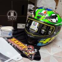 Helm AGV PISTA GP R Rossi Mugello 469 2017 Carbon size XXL Lim.ED