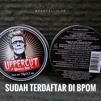 UPPERCUT MONSTER HOLD OILBASED POMADE 2.5OZ ORIGINAL USA FREE SISIR