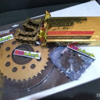gear Set RX KING RXZ JUPITER VEGA NJMX MX XTREME RANTAI WILWOOD NO SSS