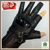 Sarung tangan kulit motor asli Garut URBANFLEX