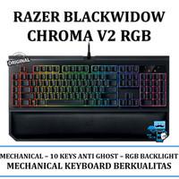 Razer BlackWidow Chroma V2 RGB Mechanical Gaming Keyboard