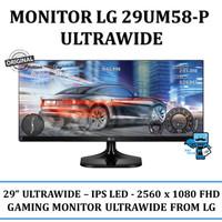 LG 29 Inch 29UM58 P Ultrawide 21:9 Full HD Monitor