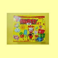 Fun-Doh PARTY SET lilin mainan