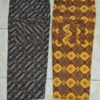 celana batik boim / batik betawi dewasa jumbo