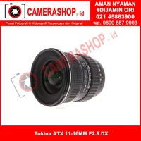 Tokina ATX 11-16mm F2.8 DX for Sony A-mount