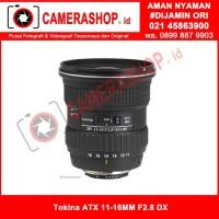 Tokina ATX 11-16mm F2.8 DX For Nikon