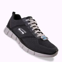 Skechers Equalizer 2.0 - True Balance Men's Sneakers Shoes - Hitam