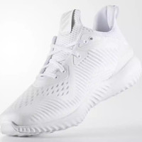 ADIDAS ALPHABOUNCE ORIGINAL TRIPLE WHITE