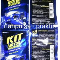 kit shampoo motor mobil sepeda kaca pagar wash sampo cuci kendaraan