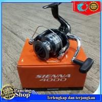 Reel Pancing Shimano Sienna 4000FE 1+1 bb berkualitas