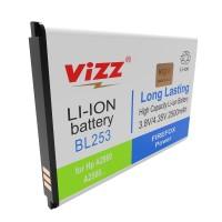 Baterai VIzz LEV A2860/A2580/A1000(SMARTPHONE)/A2010