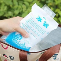 Ice Gel Bag Jelly Pack Cooler Bag Kantong Es Pendingin