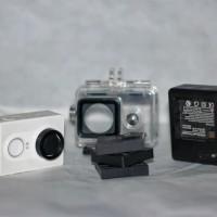 Xiaomi Yi Gopro Lens Sportcam + Waterproof + Battery 3 + Charger
