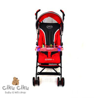 Pliko 108 Adventure / stroller / ibu & bayi
