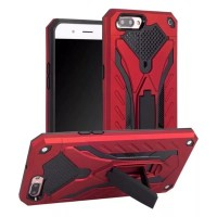 Zizo Static Case Cover Oppo F5/ F5 Plus / F5 Youth Hardcase + Softcase