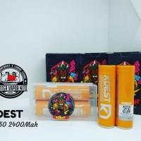 Battery 18650 KDEST Authentic 2400MAH / Battery Vapor Authentic