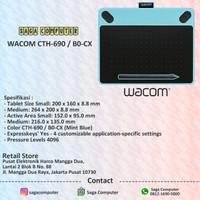 Wacom Intuos Art 6x9 Pen Tablet Murah Original 100%