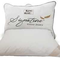 King Koil Signature Goose Down Pillow 90% (800gr)