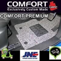 Karpet Mobil COMFORT Honda City 2013 - Up 2baris Premium Heelpad