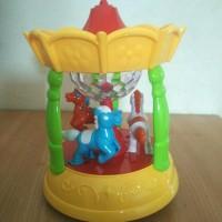 mainan Music Box Carousel