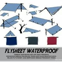 FLYSHEET 3x4 waterproof