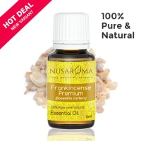 Frankincense Oil ( Minyak Frankincense ) 10 Ml | 100 % Pure & Natural