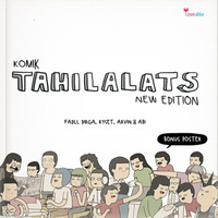 BUKU NOVEL Komik Tahilalats New Edition ORIGINAL