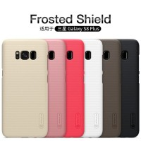 Samsung Galaxy S8+ Plus Nillkin Frosted Hardcase Free Anti Gores