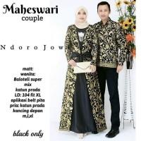 Baju Batik Couple Kebaya Batik Maheswari Couple Set Rok panjang Hem