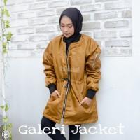 Hijacket Bomber Original HJ-BMB IMPERIAL Jacket Wanita Muslimah Hijab